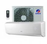 Õhk soojuspump Gree LOMO NORDIC GWH24QB-K6DNC2E/I + GWH24QB-K6DNC2E/O